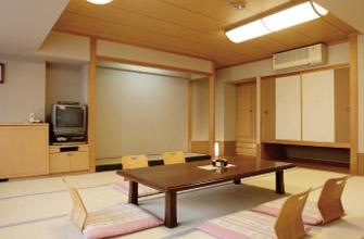 山側客室 和室またはツインルーム